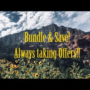 Bundles save $$!